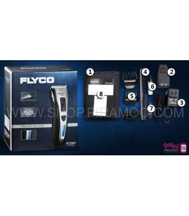 ماشین اصلاح شارژی فلایکو FLYCO
