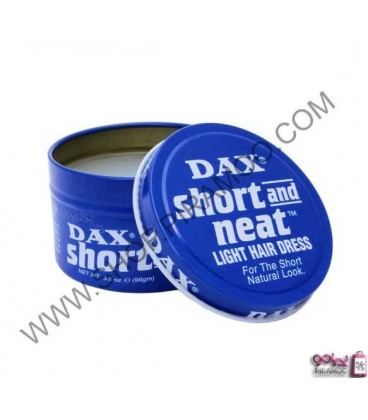 واکس مو داکس قرمز Dax wave groom