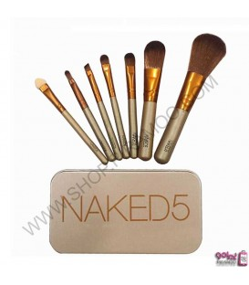 بیشترست 7 عددی برس گریم ناکد NAKED Makeup Brush