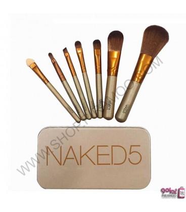 ست 7 عددی براش گریم ناکد NAKED Makeup Brush