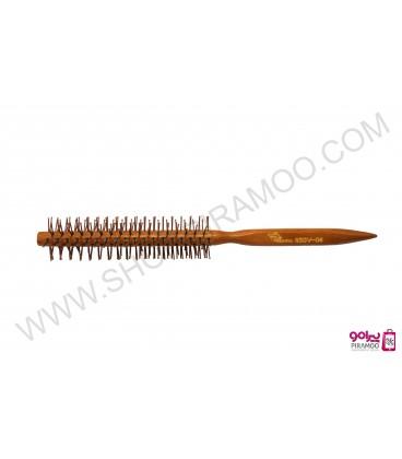 برس گرد چوبی کوچک رزونال : 580v-08