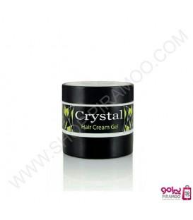 آدامس موی کریستال Crystal Hair cream Gel