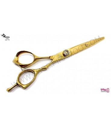 قیچی کات طلایی 6.0 اینچ رزونال کد : R28