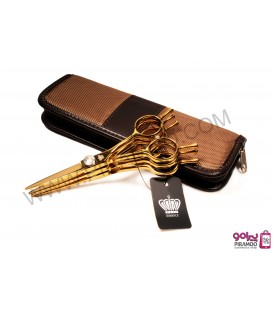 قیچی کات تریپل 5 اینچ رومنس (رزونال) Romance Triple Scissors
