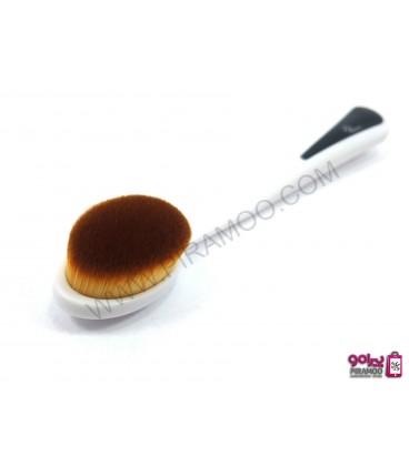 ست براش مسواکی 5 عددی رزونال Rezonal makeup brush