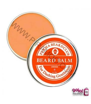 بالم ریش پرتقالی پرشیا برد کلاب Persia Beard Club Beard Balm 50 MG