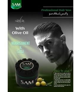 واکس موی شفاف سام SAM With Olive Oil