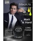 واکس موی مات حالت دهنده سام Matt & Hard