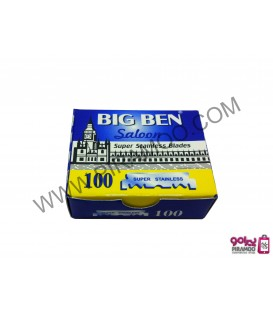 نیم تیغ سنتی 100 عددی بیگ بن BIG BEN