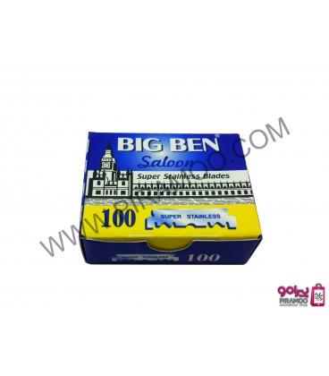 نیم تیغ سنتی 100 عددی لرد بیگ بن BIG BEN