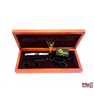 قیچی کات مشکی 7 اینچ رزونال مدل REZONAL RL-280