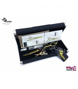 قیچی پیتاژ یکطرفه طلایی 5.5اینچ رزونال مدل REZONAL RL-360