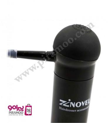 دستگاه تخصصی پاشش پودر تاپیک یا پودرپاش حجم 25 گرم Hair Fiber Applicator