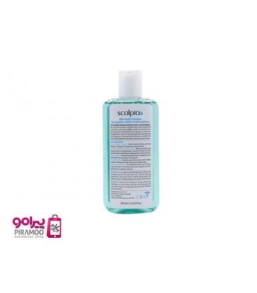 شامپو اسکالپیا مخصوص موهای بسیار حساس و شکننده Scalpia Scalp Fort+
