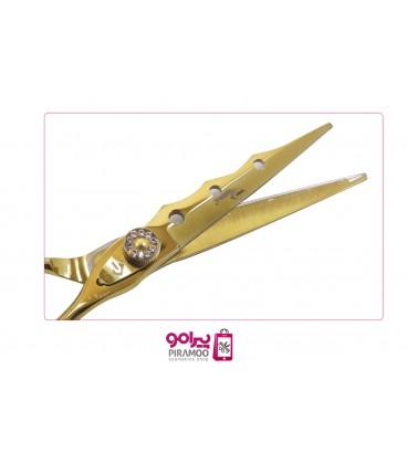 ست قیچی 6.0 اینچ طلایی رزونال کد: R-200