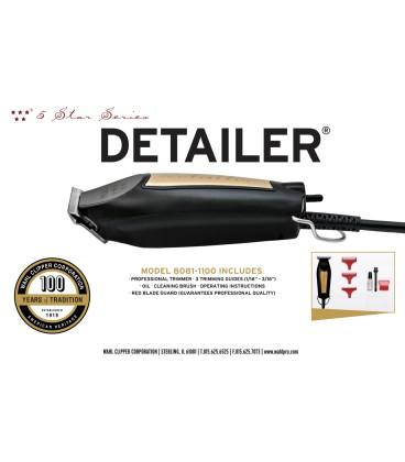 ماشین اصلاح سر و صورت وال مدل دیتیلر 5 ستاره Wahl Professional 5-Star Detailer
