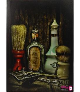 تابلو آرایشگری طرح شماره 2