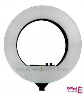 رینگ لایت بدون ریموت همراه بالوازم جانبی LED COLOR RING LIGHT
