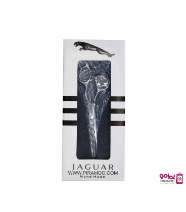قیچی پیتاژ 6 اینچ استیل جگوار JAGUAR Hand Made