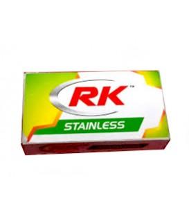 تیغ سنتی آر کی ( بسته 200 عددی ) RK Stainless Blades