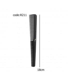 شانه کربن مشکی خارجی کد R211