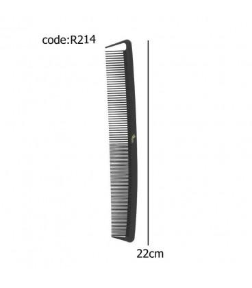 شانه کربن مشکی کد R214