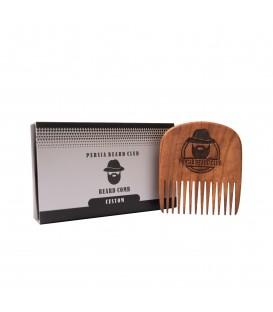 شانه ریش چوبی طرح استایلر پرشیا برد کلاب PERSIA BEARD CLUB BEARD COMB