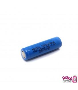 باطری لیتیوم مکسل مدل :MAXELL 14500-600mah VOL 3.2