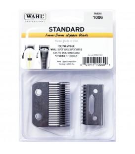 ست کامل تیغه یدکی استاندارد اصلی ماشینهای وال WAHLReplacement Clipper Blade