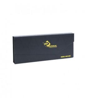 قیچی پیتاژ طلایی کنده کاری شده 6 اینچ رزونال کد: REZONAL DRA-T