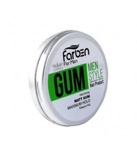 آدامس موی قوی فاربن Farben Matt Gum Maximum Hold 150 ml