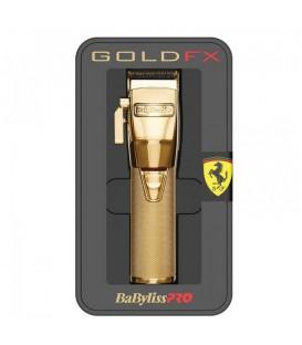 ماشین اصلاح کلیپر بابلیس پرو گلد اف ایکس مدل BaBylissPRO GOLDFX Lithium Hair Clipper FX870G