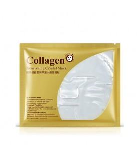 ماسک نقابی کریستال و کلاژن ساز بیوآکوا collagen nourishing cristal mask