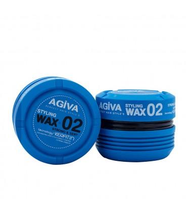 واکس موی آگیوا نیو 150 میل AGIVA Styling Hair Wax