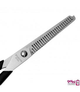 قیچی پیتاژ دسته پلاستیکی 5.5 اینچ